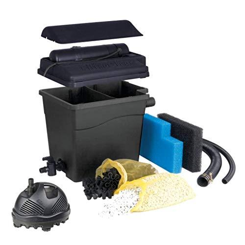 Ubbink Teichfilter Teichpumpe Wasserfilter FiltraClear 4500 PlusSet 1355165