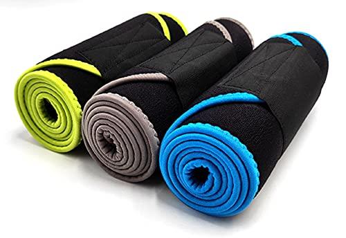 Wingage Waistcincher Sweat Belt   Pack of 3   Multicolor Black