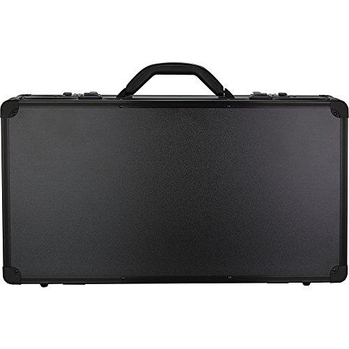 SunRise Apostoli Barber Case Professional Clippers Travel Organizer Box, Black Matte, SC4102PPAB