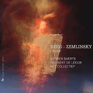 Berg & Zemlinsky: Lieder (Arr. for Chamber Orchestra)
