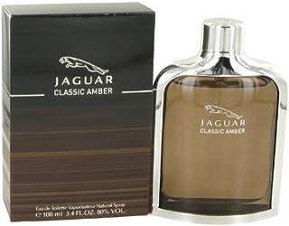Jaguar Classic Amber for Men - Eau de Toilette, 100ml
