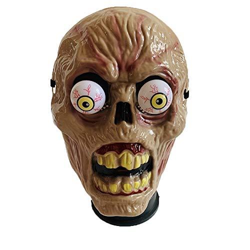Songlin@yuan pasgeborenen Halloween Primavera ocular orrore gezichtsmasker gezichtsmasker Spoof Faccia Zombie