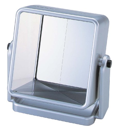 Stand mirror reversal mirror Yamamura tabletop mirror breakthrough! Mirror mirror-reversed YRV-005 that -