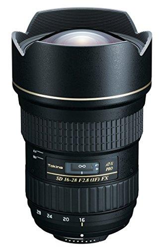 Tokina AT-X 16-28mm/f2.8 Pro FX Weitwinkelzoom-Objektiv für Nikon Objektivbajonett