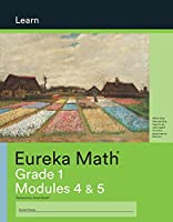 Eureka Math Grade 1 Learn Workbook #3 (Modules 4-5)