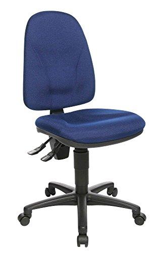 Topstar PO20 G26 Point 20 Chaise de bureau Bleu