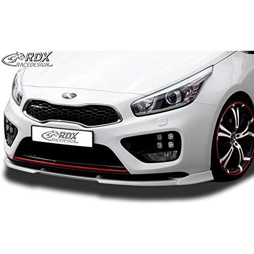 RDX Frontspoiler VARIO-X Ceed GT & Pro Ceed GT Typ JD Frontlippe Front Ansatz Vorne Spoilerlippe
