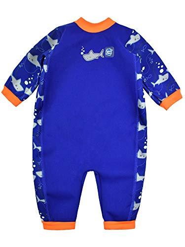 Splash About Babies - Traje de Neopreno para bebés (Naranja, 12-24 Meses)