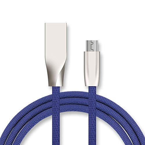 Shot Case Cable USB para Huawei P9Lite Azul