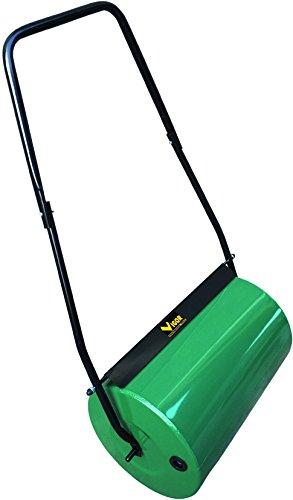 Vigor 7100405 Rullo per Giardino, 46 litri, 32 x 57 cm, Verde