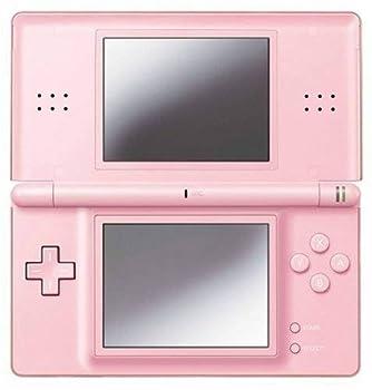 Nintendo DS Lite Coral Pink  Renewed
