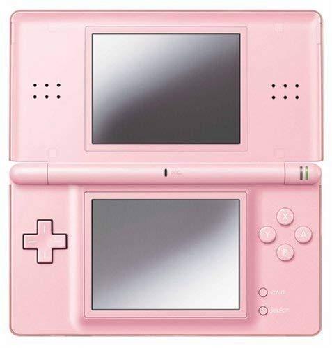 Nintendo DS Lite Coral Pink (Renewed)