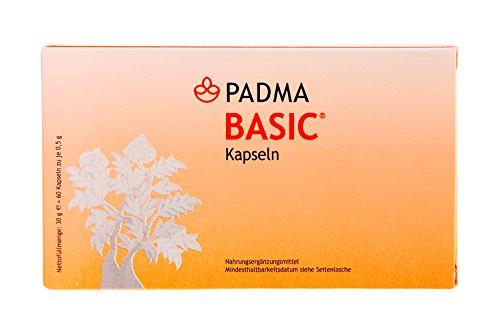 Padma Basic Kapseln, 60 Stück, 1er Pack (1 x 30 g)