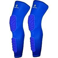 2-Pack Hopeforth Knee Calf Padded Compression Leg Sleeve