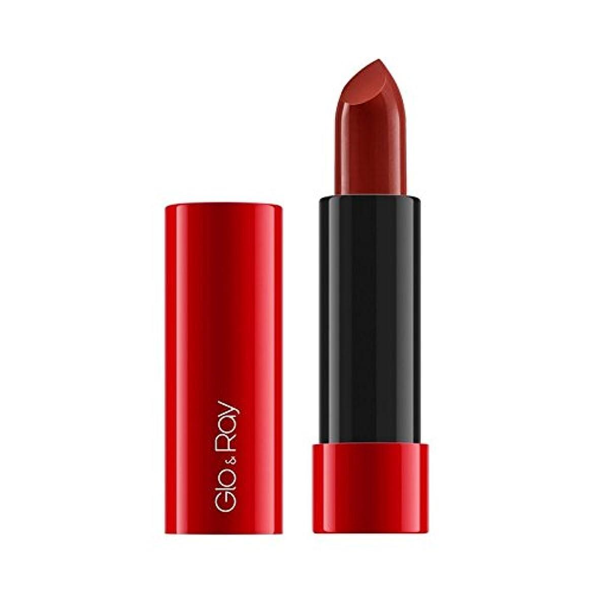 なるクリーナー委任する&謎の光線ラクリーミーマットリップカラー640 x2 - Glo & Ray La Amo Creamy Matte Lip Colour Mysterious 640 (Pack of 2) [並行輸入品]