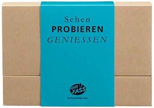 Vom Fass Probier und Geschenkset - Kleine Öl-Vielfalt, 5 x 100 ml