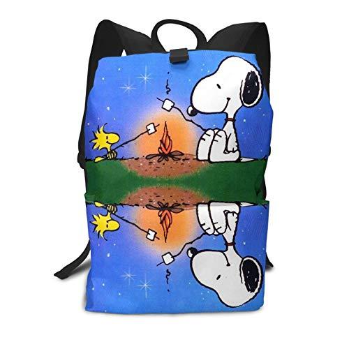Charlie Brown Red Baron Peanuts Magic in space Sno-opy Tablet Bag Gran capacidad 3d Hombres, Mujeres, Unisex, Adultos Viaje de negocios, Turismo