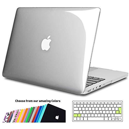 iNeseon Funda MacBook Pro 13 Retina, Carcasa Case Duro y Cubierta del Teclado...