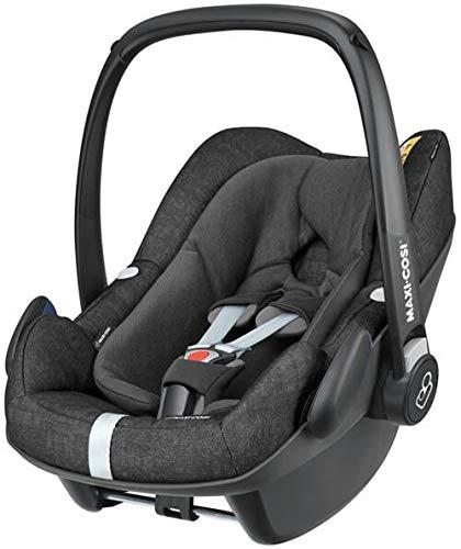 Maxi-Cosi 8798710110 Pebble + nacelle pour bébé Groupe 0+ i-Size 0-13 kg Noir