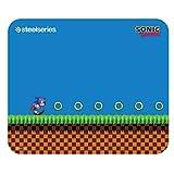 【 国内正規品 】 SteelSeries QcK Mini Sonic the Hedgehog Edition 63395 マウスパッド