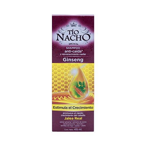 Tío Nacho Shampoo Anti-caída Ginseng 415 ml