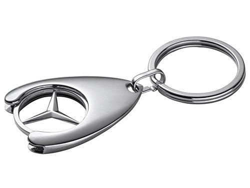 Smart Schlüsselanhänger Einkaufschip, Mercedes-Benz