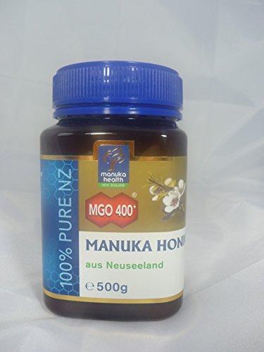 Manuka Honig MGO 400+, 3 x 500g