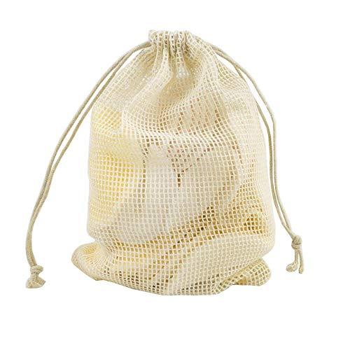Tampons Démaquillants Fibre De Bambou - 18 Pièces Maquillage Enlèvement Coton Pad Fibre De Bambou Réutilisable Coton Ronds Pads Pour Face Eye