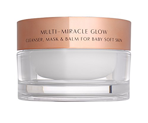 CHARLOTTE TILBURY Multi-Miracle Glow cleanser, mask & balm
