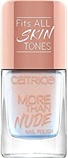 Catrice More Than Nude Nail Polish #02-Pearly Ballerina 105 Ml 105 g