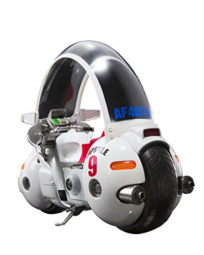 Bulma's Motorcycle -Hoipoi Capsule No. 9- 'Dragon Ball, Bandai Tamashii Nations S.H. Figuarts