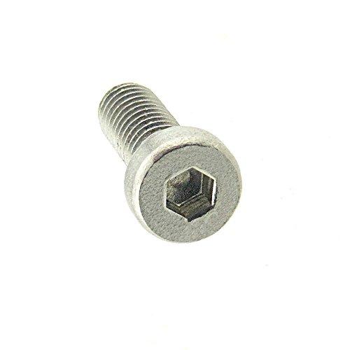 DIN 7984/Acero Inoxidable A2 Cabeza Baja Tornillos Cil/índricos con muesca hexagonal