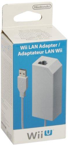 Nintendo Wii U - Adaptador LAN