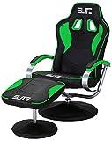 Elite Deluxe Gaming Sessel MG-300 - Bürostuhl - Gamingstuhl - Streamingstuhl - Drehstuhl -...