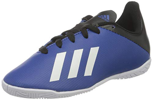 Adidas X 19.4 IN J, Zapatillas Deportivas Fútbol Unisex Infantil niños, Azul (Team Royal Blue/FTWR White/Core Black), 33 EU 🔥
