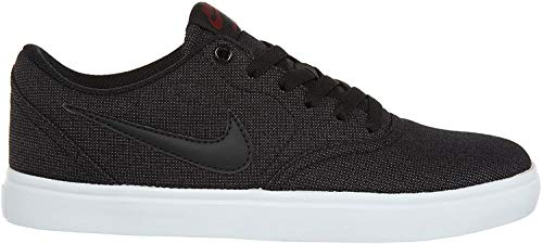 Nike Men's, Check Solar Sneaker Black/White 11.5 M