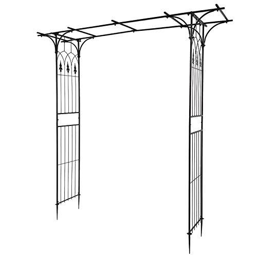 Best steel garden arches
