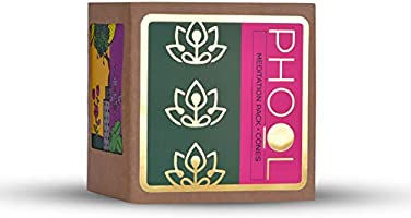 Phool Meditation Pack (80 Incense Cones | 2 Fragrances: Nagchampa & Patchouli)