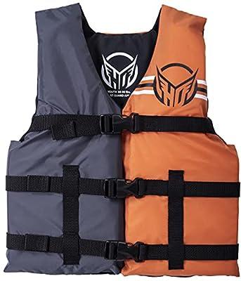 HO X-Factor CGA Wakeboard Vest Kids Sz Youth (50-75lbs)