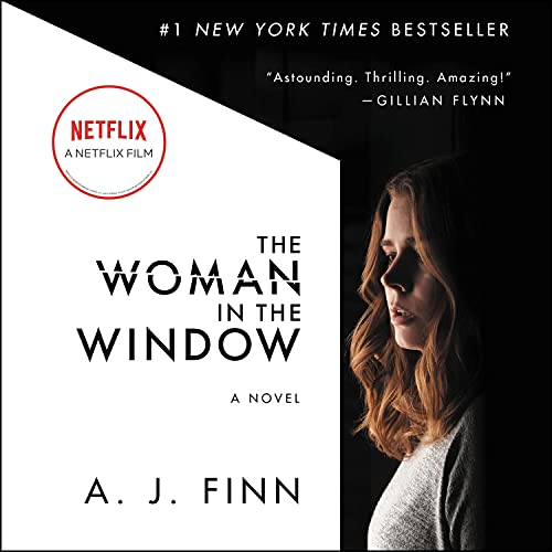 The Woman in the Window Audiobook By A. J. Finn cover art