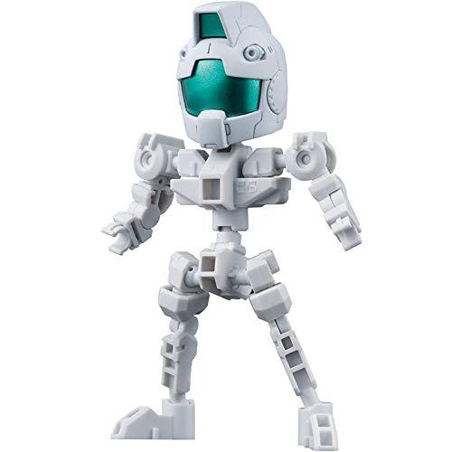 Zusammengebautes Modell Kinderspielzeug Über 14 Jahre alte Kinder Zusammengebautes Spielzeug Kindergeschenke Übung zum Anfassen-Weißes Skelett