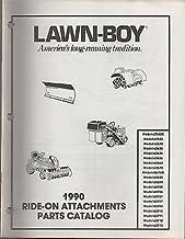 Best list of lawn boy models Reviews