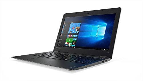 Lenovo Ideapad 110S-11IBR - Ordenador portátil de 11.6' HD (Intel Celeron N3060, 2GB de RAM, 32GB de eMMC, Windows 10 Home) plateado, teclado QWERTY español