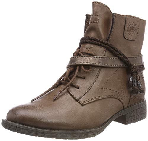 Jana 8-8-25208-21 341, Damen Chukka Boots, Beige (Taupe 341), 39 EU (6 UK)