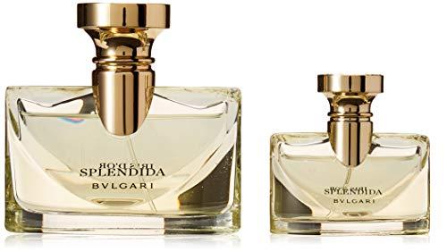 Bulgari Splendida Iris D'Or Geschenkset femme woman (Eau de Parfum, 50 ml+Eau de Parfum, 15 ml)