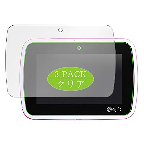 VacFun 3 Piezas HD Claro Protector de Pantalla Compatible con Leapfrog Epic 7', Screen Protector Sin Burbujas Película Protectora (Not Cristal Templado) New Version