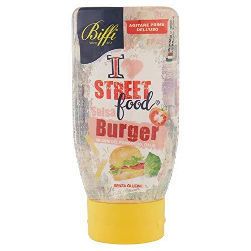Biffi - I Love Street Food - Salsa Burger - Pacco da 6 x 247G