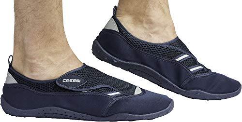 Cressi Noumea - Erwachsene Wassersportschuhe, Blau, 44 EU