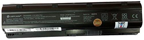 Lapcare 43Whr 10.8V 6 Cell Compatible Laptop Battery for Compaq Presario CQ42-153TX CQ42-151TX CQ42-184TX