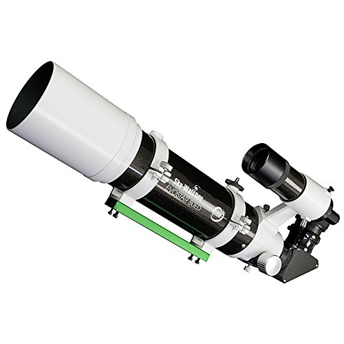 Sky-Watcher Evostar-80ED DS-Pro - Telescopio Refractor (80 mm, f/600) Negro